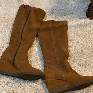 Tall Merona Boots (Lightly worn)